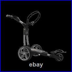 Powakaddy FX7 GPS Electric Trolley / 36 Hole Battery / Gun Metal Frame