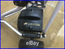 Powakaddy Freeway 2 FWII Lithium Golf Trolley