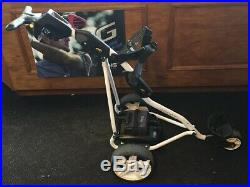 Powakaddy Freeway Sport Electric Golf Trolley With Lithium Battery And Charger