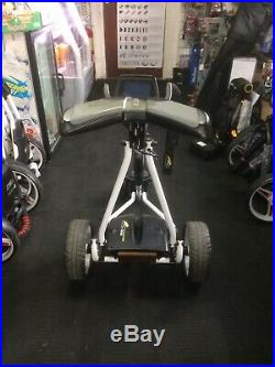 Powakaddy Fw2 Electric Trolley (white) Inc Lithium Battery & Charger Onl £249