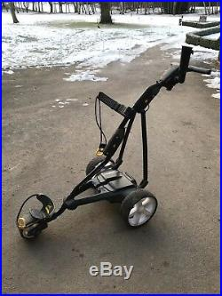 Powakaddy Fw3 Electric Golf Trolley And 36 Hole Lithium Xl Battery