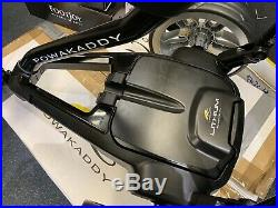 Powakaddy Fw3 Electric Golf Trolley Lithium New Wheels- 24 Hour Delivery