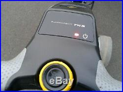 Powakaddy Fw3 Electric Golf Trolley With 18 Hole Lithium Battery & Charger