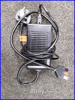 Powakaddy Fw3's Electric Trolley Black 18 Hole Lithium Battery Vgc Boc Jr