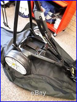 Powakaddy Fw3s Electric Golf Trolley With 18 Hole Lithium Battery All Brand New
