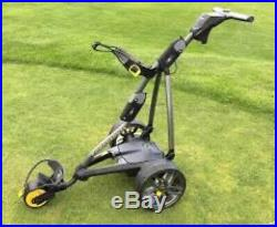 Powakaddy Fw7 EBS Golf Trolly (6 Month Old) 36 Hole Xl Lithium Battery