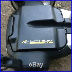 Powakaddy Fw7s Electric Golf Trolley With 36 Lithium Battery