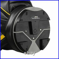 Powakaddy Fx3 Electric Golf Trolley & DLX Lite Bag Combo Deal 24 Hour Delivery