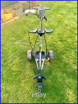 Powakaddy Golf Trolley FW7s with Lithium Battery (18 hole)