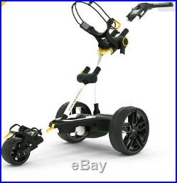 Powakaddy Limited Edition Compact C2 Electric Lithium Trolley (black)