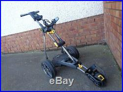 Powakaddy Reconditioned C2i Electric Trolley 18 Hole Lithium Battery + Charger
