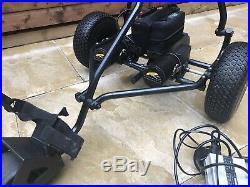 Powakaddy Robokaddy Remote Control Golf Trolley. Lithium Battery. Best on eBay