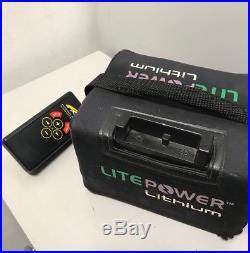 Powakaddy Robokaddy Remote Control Trolley + XL Lithium Battery. Best on eBay