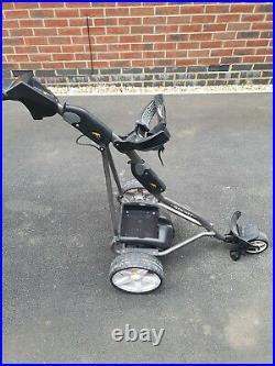 Powakaddy Sport electric golf trolley, lithium battery