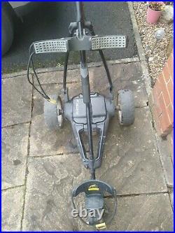 Powakaddy electric golf trolley F3 lithium battery