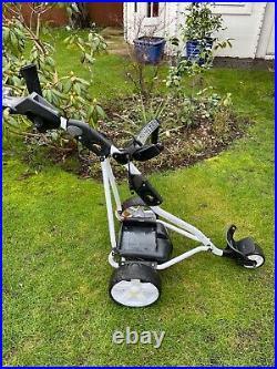 Powakaddy electric golf trolley lithium