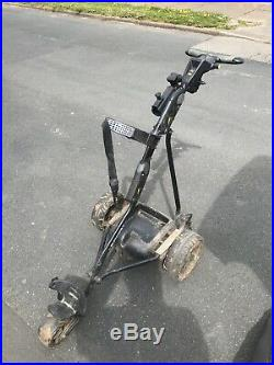 Powakaddy electric trolley With Lithium Battery