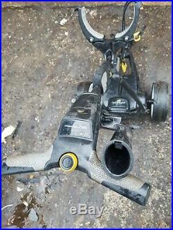 Powakaddy fw3 18 hole lithium battery trolley