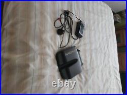 Powakaddy fw5i electric golf trolley lithium 36 hole battery