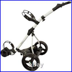 PowerBug GT Lithium Electric Golf Trolley + FREE Accessory Bundle