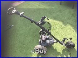 PowerBug golf trolley GT7, Lithium Battery