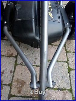 Powerkaddy lithium electric golf trolley