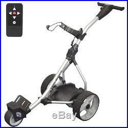 Pro Rider Lithium Electric Golf Trolley with Remote Control + Free Accessories