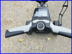 RECONDITIONED POWAKADDY FW5s ELEC TROLLEY LITHIUM BATT 2YR WARRANTY £399