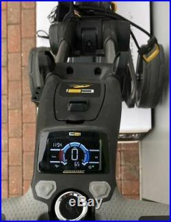 Reconditioned Powakaddy C2i Lithium Electric Trolley
