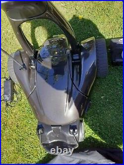 STEWART X9 Remote Golf Trolley Collect or Courier Lithium Battery