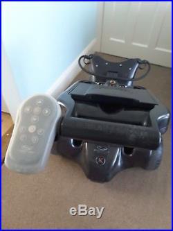 STEWART x7 lithium remote controlled golf trolley caddie