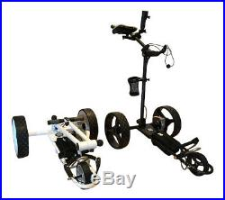 Smartcaddy Electric Golf Trolley Lithium 27 36 Hole Battery