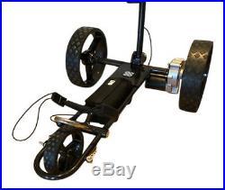 Smartcaddy Sc002 Electric Lithium Golf Trolley + Free Accessories