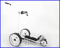 Smartcaddy Sc301eb Electric Golf Trolley With 27/36 Hole Battery Lithium 2018-19