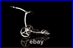 Smartcaddy Sc301er Remote Golf Trolley, 27/36 Hole Lithium Battery, Black