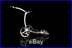 Smartcaddy Sc301er Remote Golf Trolley, 27/36 Hole Lithium Battery (white)
