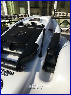 Stewart Electric Golf Trolley X7 Lithium Battery remote control