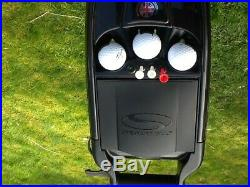 Stewart Golf X9 Follow and Remote Golf Trolley & Lithium Battery & Charger