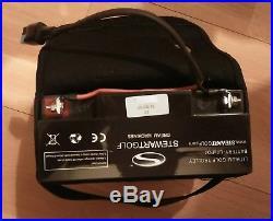 Stewart Golf X9 Remote Lithium Electric Trolley