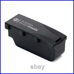 Stewart Q Follow Remote Control Golf Trolley / Black Edition / 8 Week Preorder