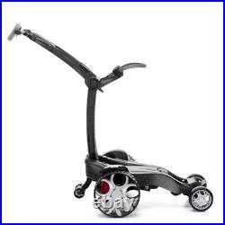 Stewart Q Follow Remote Control Golf Trolley / Carbon Edition / 8 Week Preorder