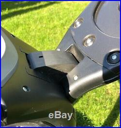 Stewart X7 Lithium Golf Remote Control Electric Golf Trolley