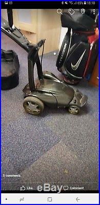 Stewart X7 Lithium Remote Controlled Golf Trolley