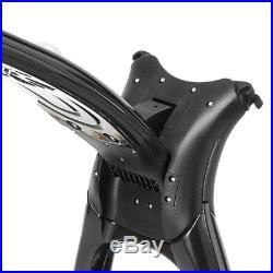 Stewart X9 Follow Remote Control Golf Trolley / Black +free £165 Gift Pack