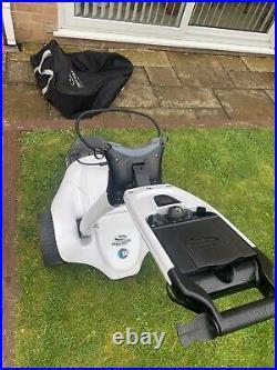 Stewart X9 Trolley & Bag & Umbrella Holder, Light Lithium Battery