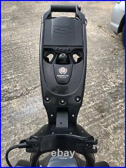 Stewart x9 golf trolley with lithium battery and just one remote