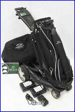 Stewarts F1 Lithium Electric Trolley / Ottste025