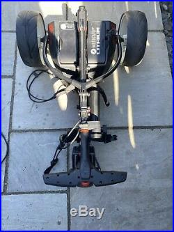 Superb Motocaddy S1 Pro Electric Golf Trolley, Lithium Battery