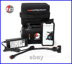 Top Caddy 12V 25AH 36 Hole PLUS With USB Lithium Golf Trolley Battery & Charger