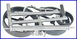 Tour Made Haicaddy HC7 Travel PRO Edelstahl Lithium Elektro Golftrolley mit e